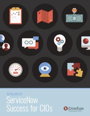 10 Pillars of ServiceNow eBook